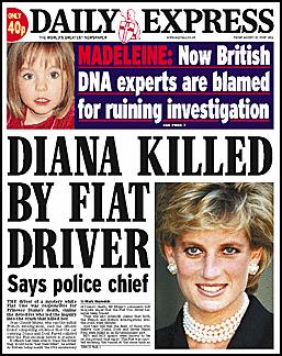 Daily Diana Express