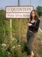 Heather in Quinton