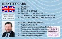 ID Card Front