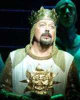 Tim Curry - King Arthur
