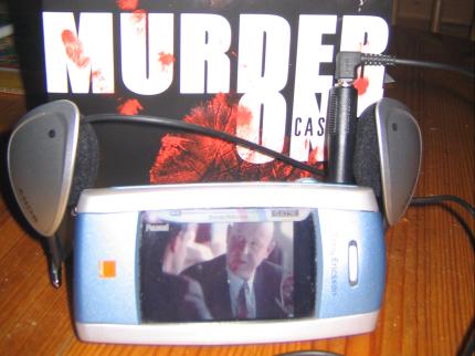 Murder One on my P800
