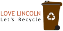 Love Lincoln Let's Recycle