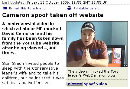 BBC Screen Shot
