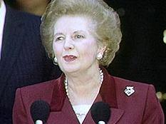 Thatcher Resigning