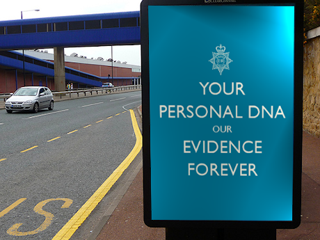 Your personal DNA our evidence forever
