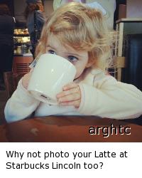 Instagram / Starbucks Ad