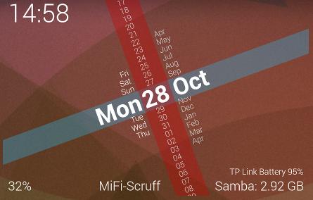 MiFi Tablet Screenshot