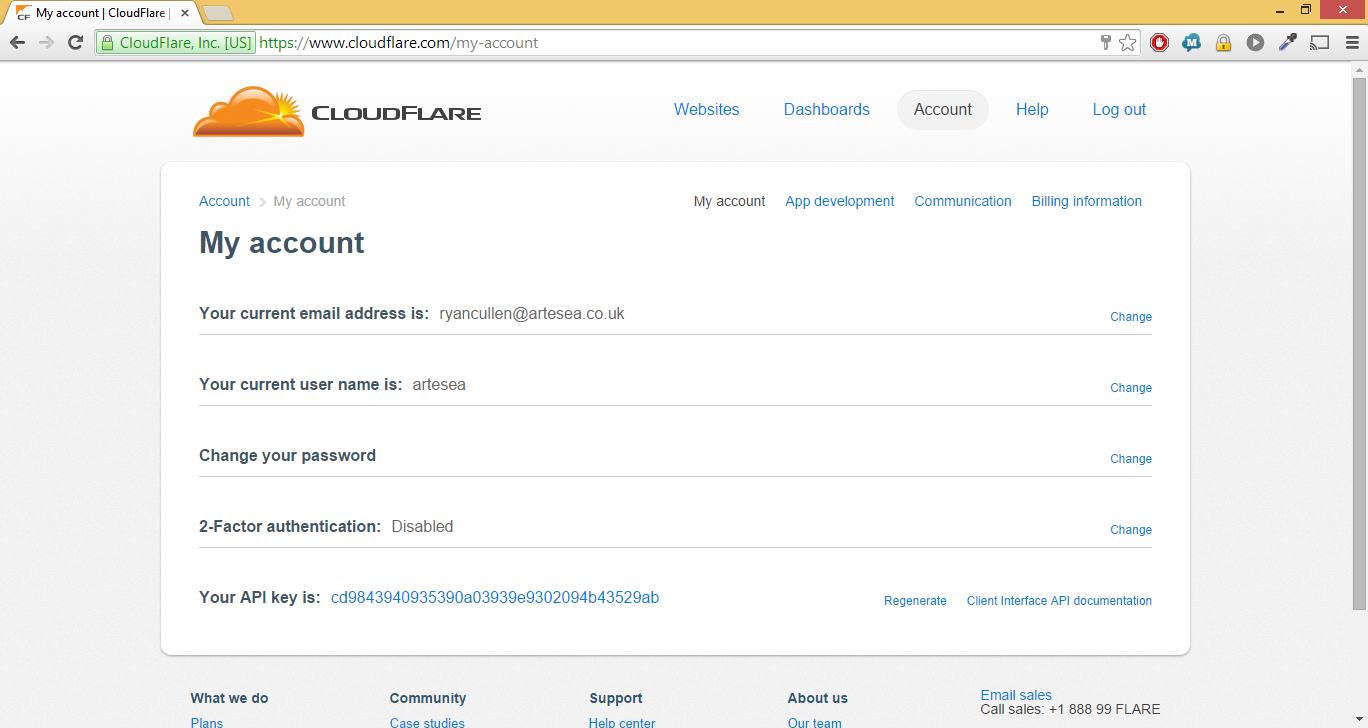 cloudflare-api-key